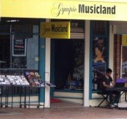 Gympie Musicland - Adwords Guide
