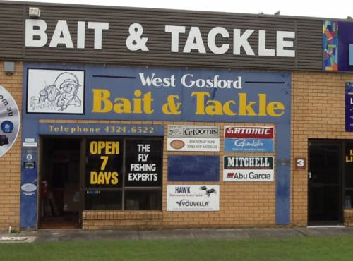 West Gosford Bait  Tackle - Adwords Guide
