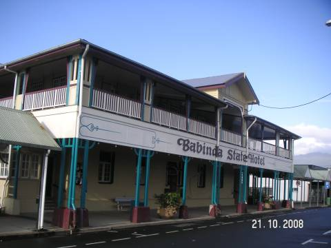 Babinda State Hotel - Adwords Guide