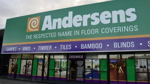 Andersens Floor Coverings Cairns - Adwords Guide