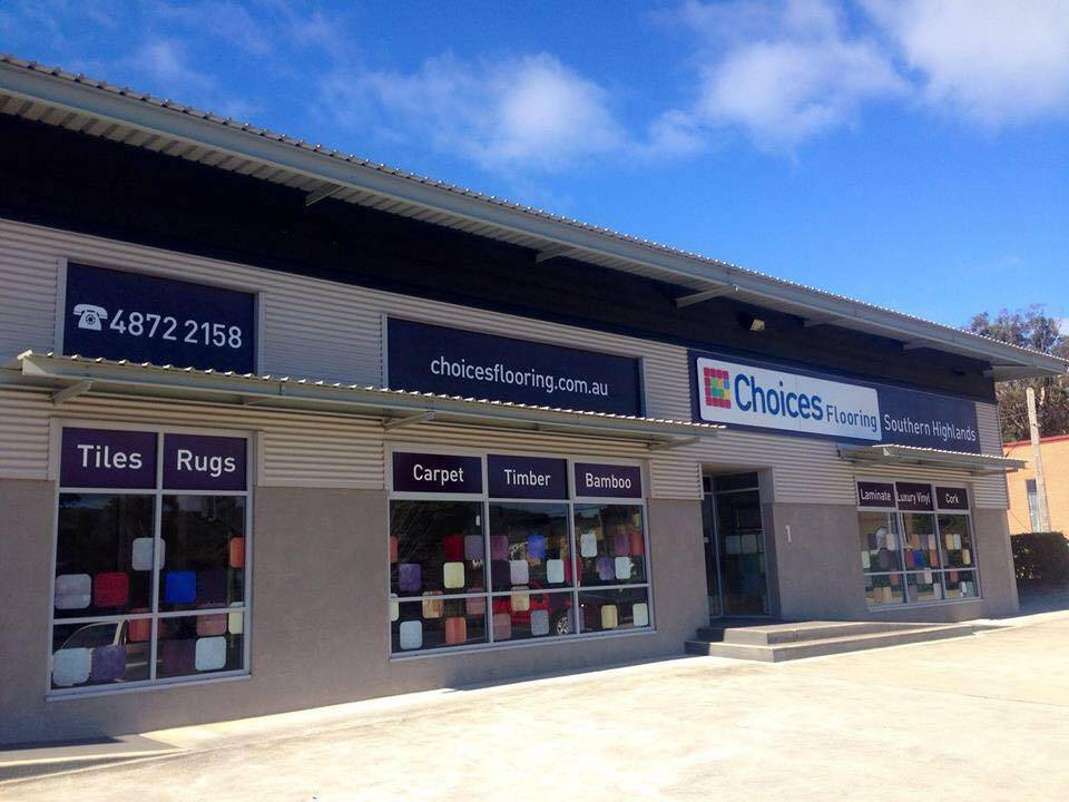Choices Flooring Southern Highlands - Adwords Guide
