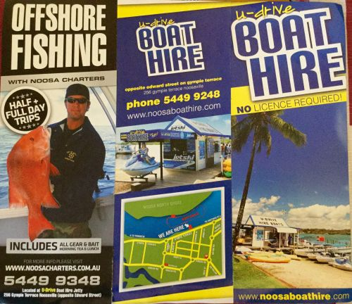 U Drive Boat Hire - Adwords Guide