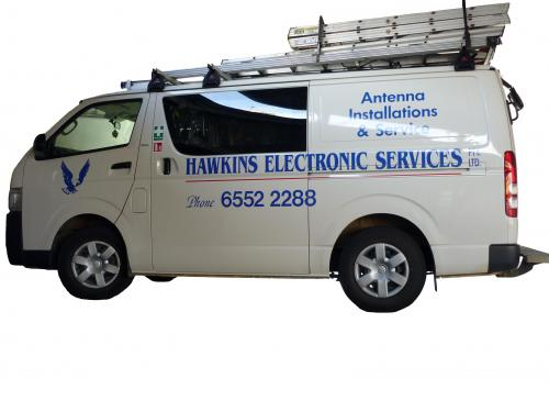 Hawkins Electronic Services - Adwords Guide