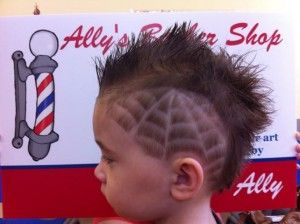 Allys Barber Shop - Adwords Guide