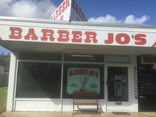Barber Jos - Adwords Guide