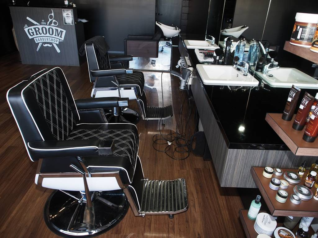 Groom Barbershop - Adwords Guide