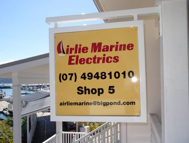 Airlie Marine Electrics - Adwords Guide
