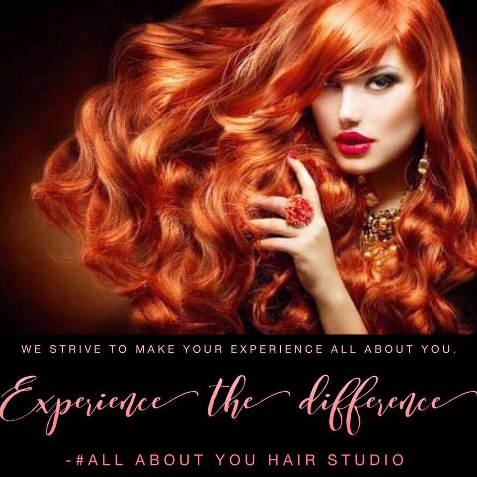 All About You Hair Studio - Adwords Guide