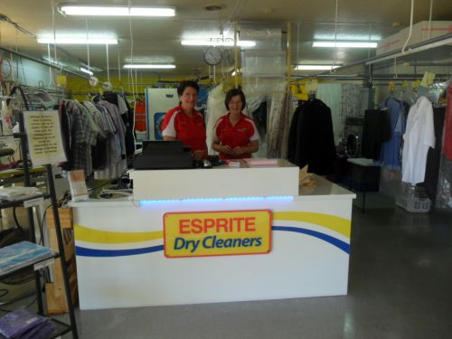 Esprite Dry Cleaners - Adwords Guide