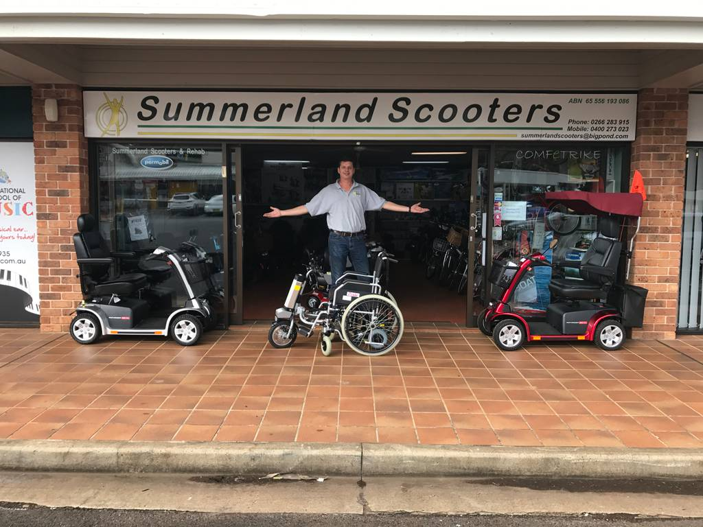 Summerland Scooters - Adwords Guide