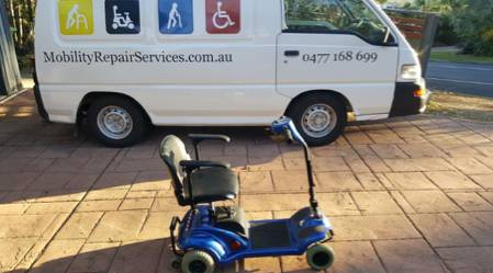 Mobility Repair Services - Scooters  Wheelchairs - Adwords Guide