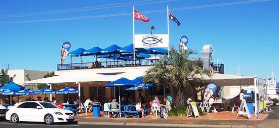 Mooloolaba Fisheries On The Spit - Adwords Guide