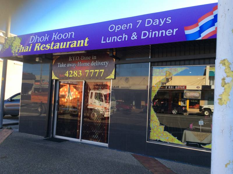 Dhok Koon Thai Restaurant - Adwords Guide