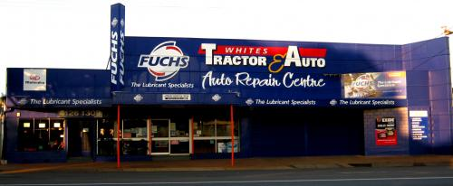 Whites Tractor  Auto - Adwords Guide