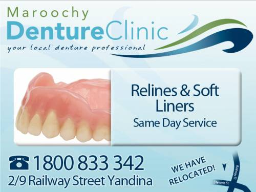 Maroochy Denture Clinic - Adwords Guide