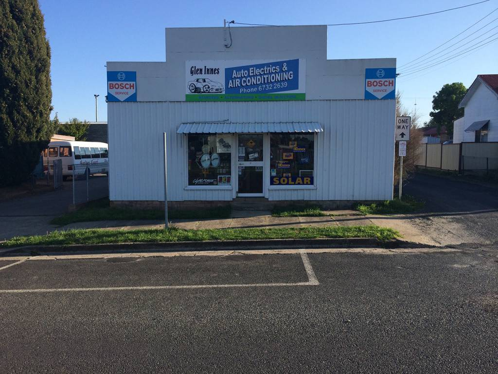 Glen Innes Auto Electrics Air Conditioning - Adwords Guide