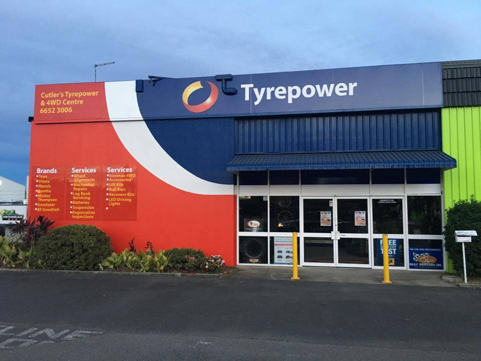 Cutler's Tyrepower  Mechanical - Adwords Guide