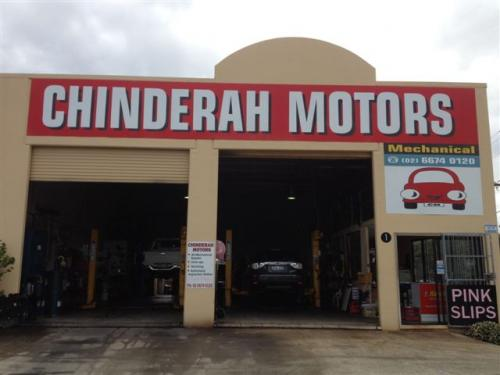 Chinderah Motors - Adwords Guide