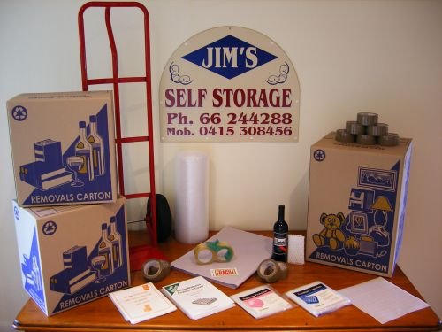 Jims Self Storage - Adwords Guide