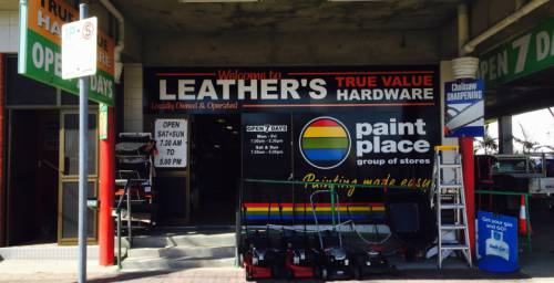 Leathers True Value Hardware - Adwords Guide