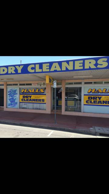Halls Dry Cleaners - Adwords Guide