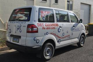 Jet Dry Cleaners - Adwords Guide