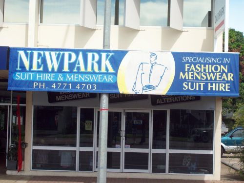 New Park Suit Hire  Menswear - Adwords Guide
