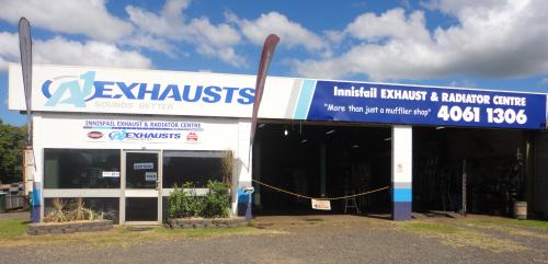Innisfail Exhaust  Radiator Centre - Adwords Guide