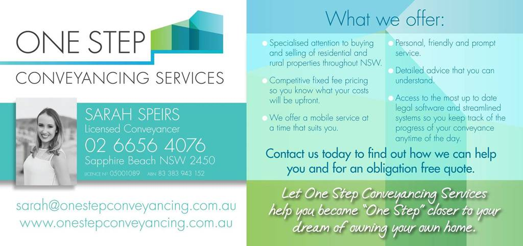 One Step Conveyancing Services - Adwords Guide