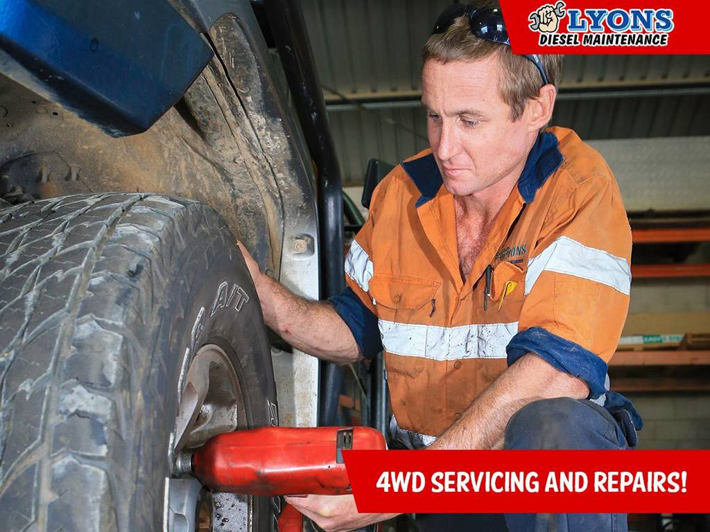 Lyons Diesel Maintenance - Adwords Guide