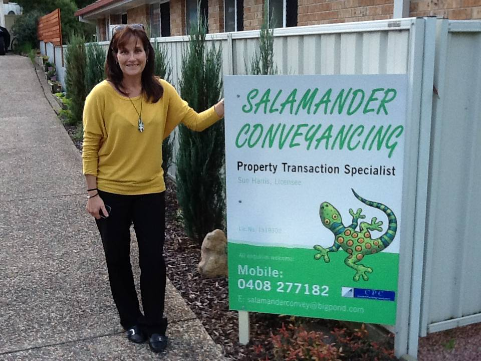Salamander Conveyancing - Adwords Guide