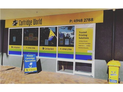 Cartridge World Whitsunday - Adwords Guide