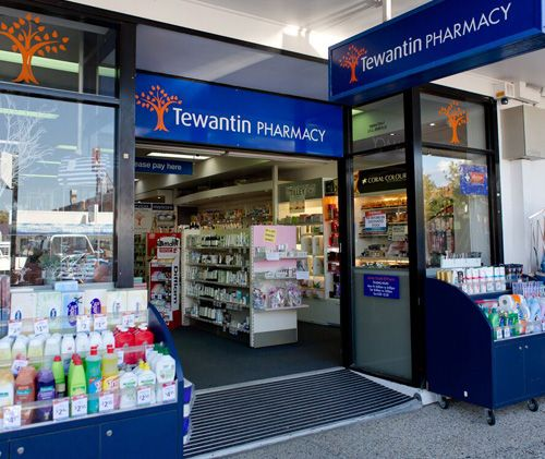 Tewantin Pharmacy - Adwords Guide