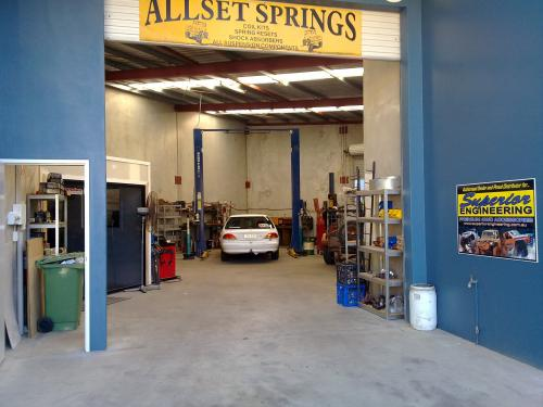 Allset Springs  Automotive - Adwords Guide