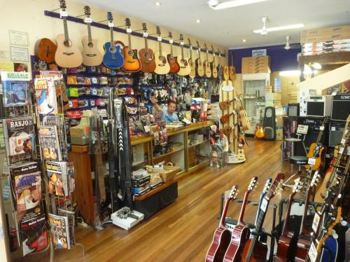 Coffs Guitar Shop - Adwords Guide